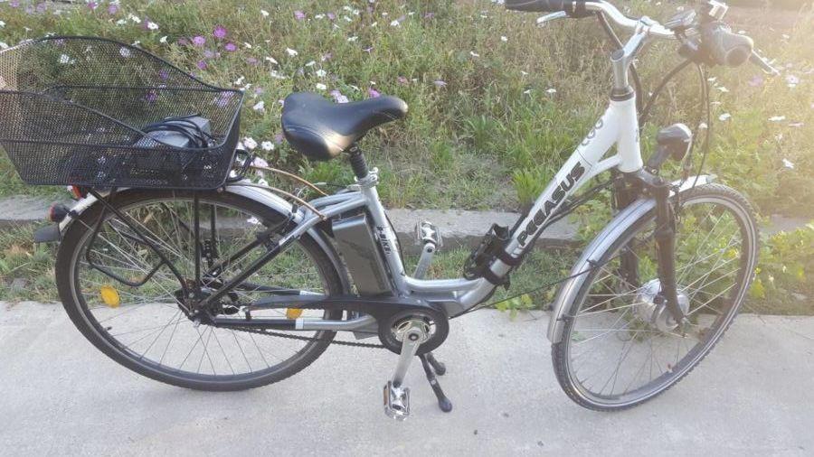 Електровелосипед Pegasus Solero E-Citta ! Из Германии!