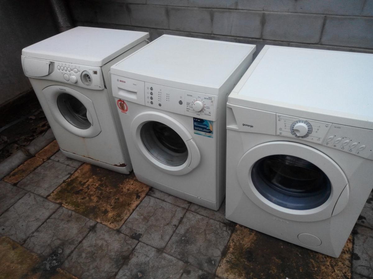 Скупка нерабочих стиральных машин в Николаеве