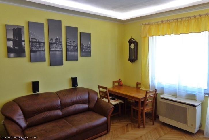 Экономная однокомнатная квартира в одном из лучших районов Будапешта