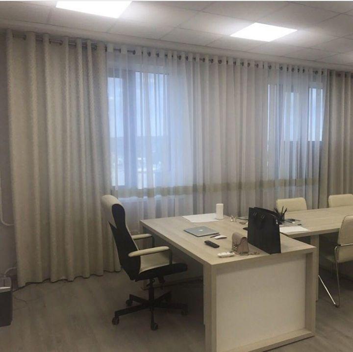 Шторы для кабинетов и офисов