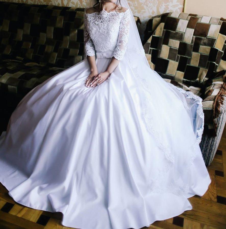 cb8215990e36d5 Продам дуже гарну весільну сукню: 4 000 грн. - Весільні сукні ...