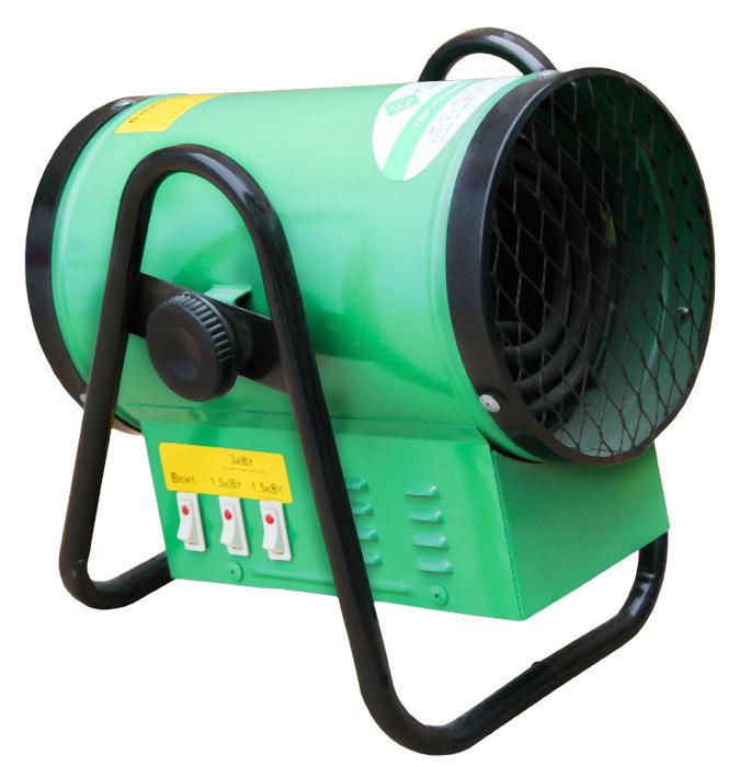 Пушка тепловая Миасс Электромаш Greentechs 3