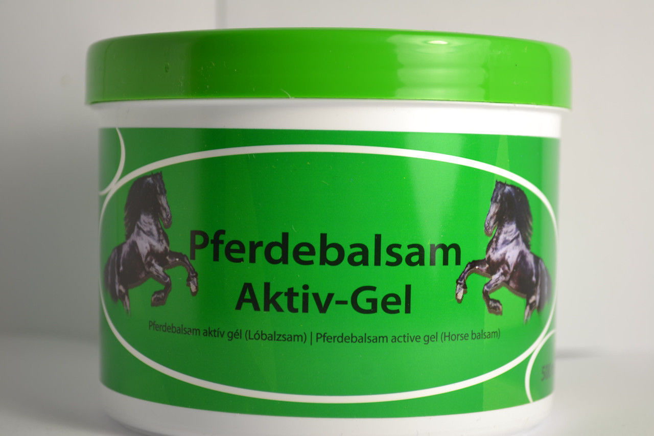 Pferdebalsam Бальзам охлаждающий или Конская мазь