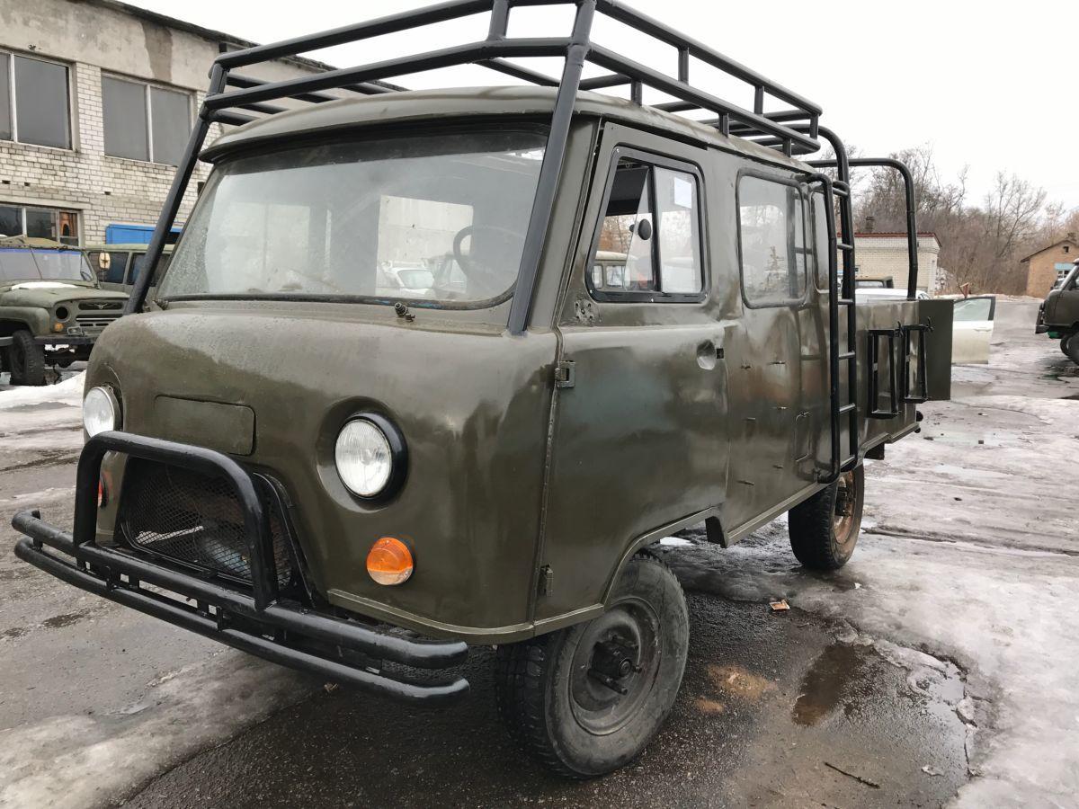 УАЗ 452 пикап
