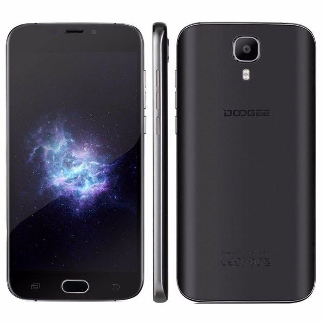 Смартфон Doogee X9 Pro Quad Core MTK6737, 1280x720, 2/16Gb + Бампер