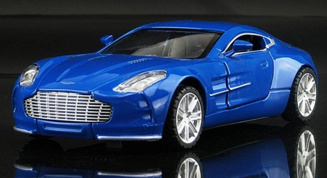 Aston Martin One-77. Коллекционная модель автомобиля. 1:32