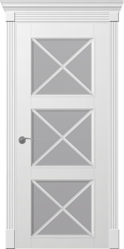 межкомнатные двери белые двери рим итальяно поо