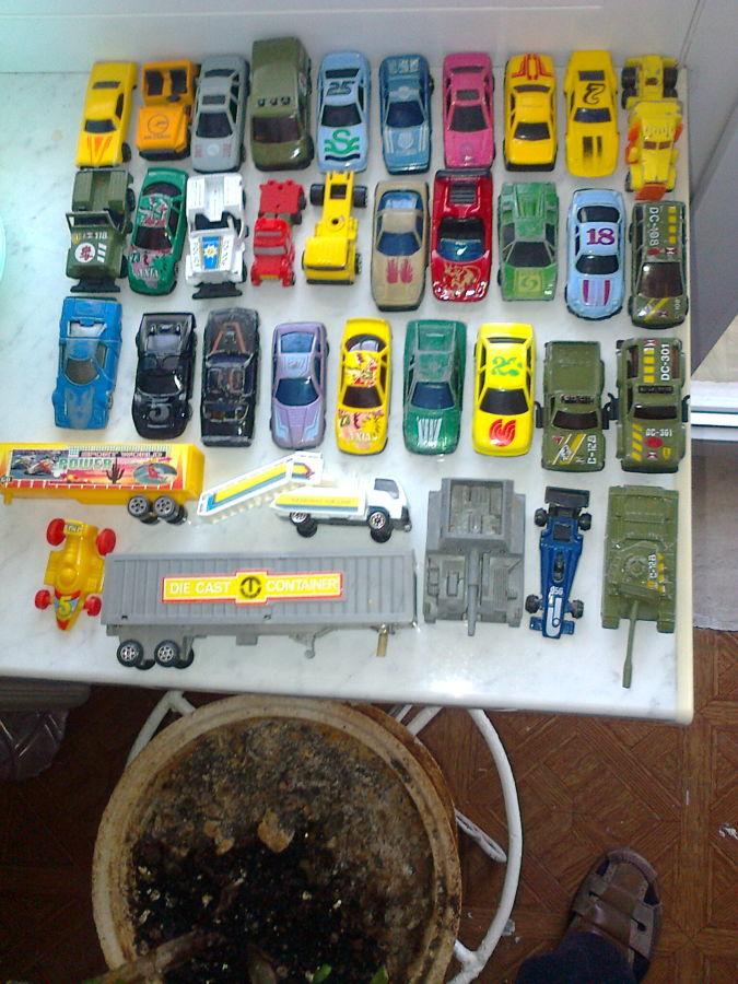 Модели авто-мото 90 - годов