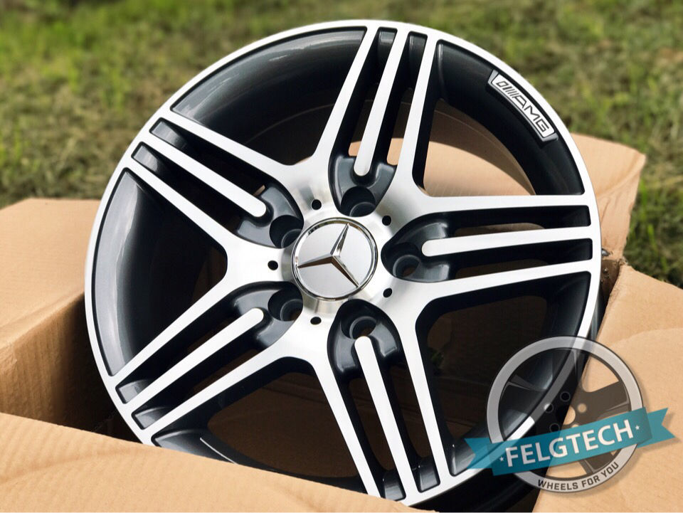 Новые диски R16 MERCEDES 5x112 E 210 211 212 213 S VITO VIANO AMG 124