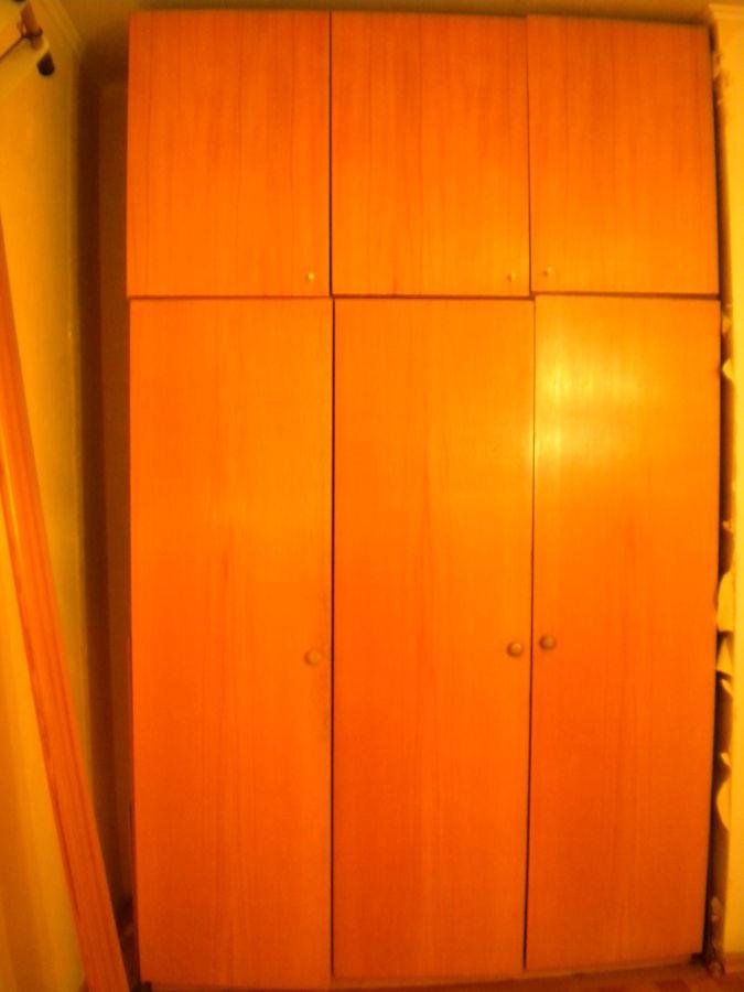 Шкаф трехстворчатый с антресолями