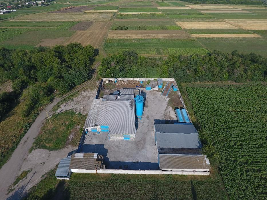 Продам завод по переработке масличных культур и производству масел.