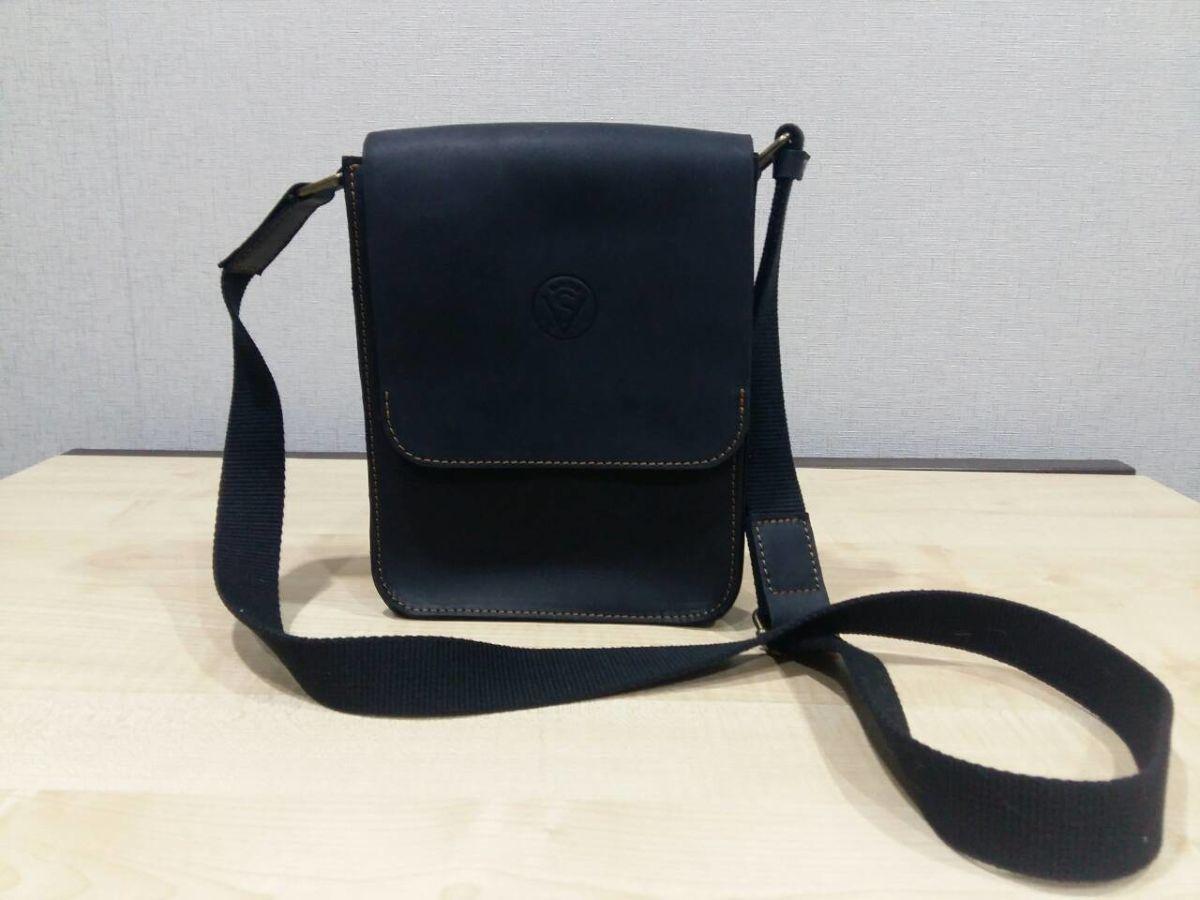 63cb1e3c Мужская сумка/планшетка из натуральной кожи (чоловіча сумка шкіряна)