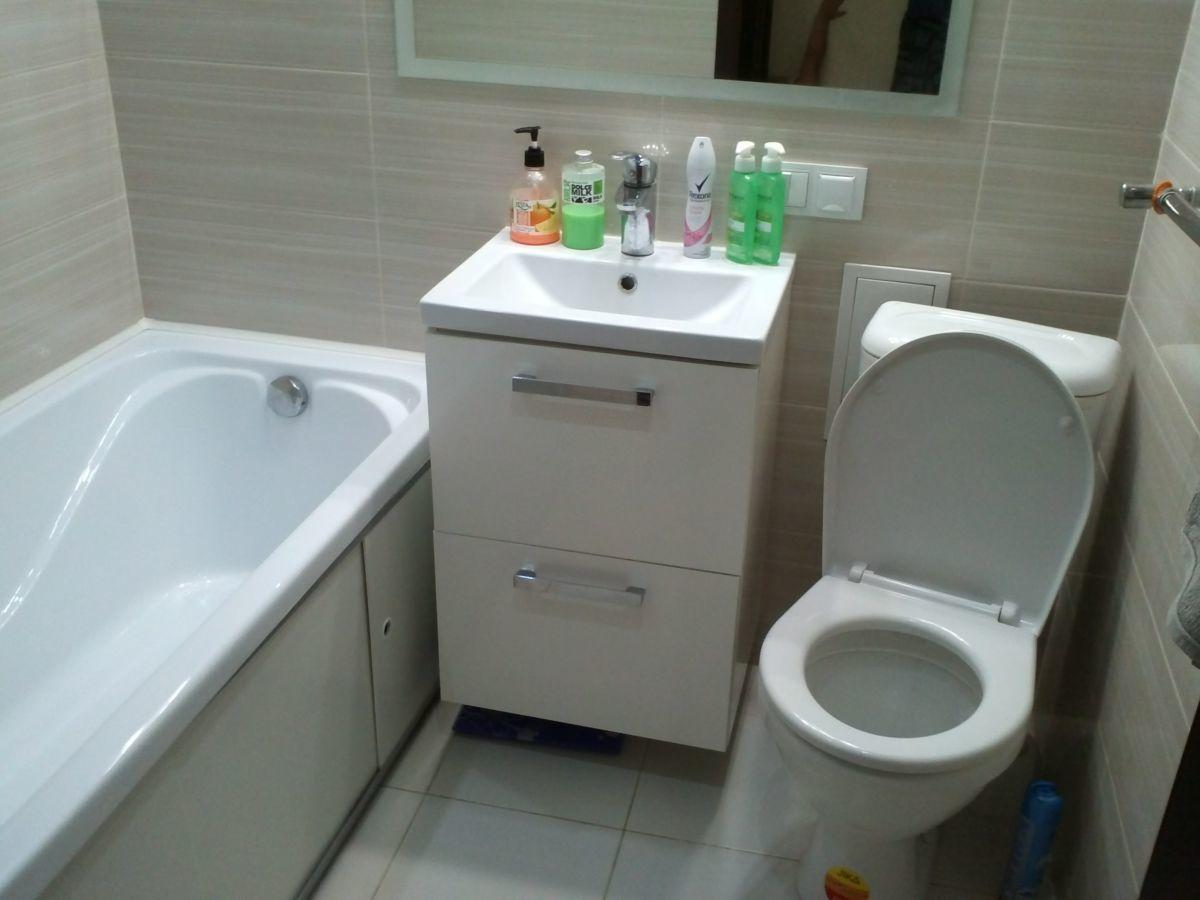 Ванная комната, кухня, туалет под ключ