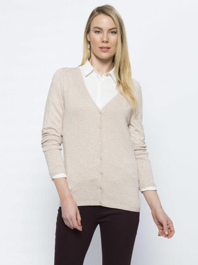 9a84b6eed8d 16-163 LCW Женская кофта   одежда Турция   свитер   кардиган  330 ...