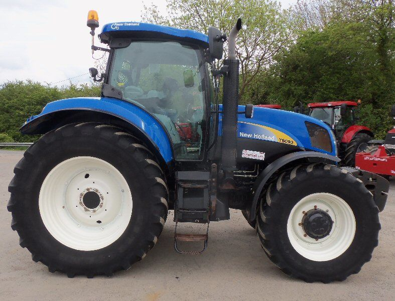 Продам трактор Neu Holland T 6090