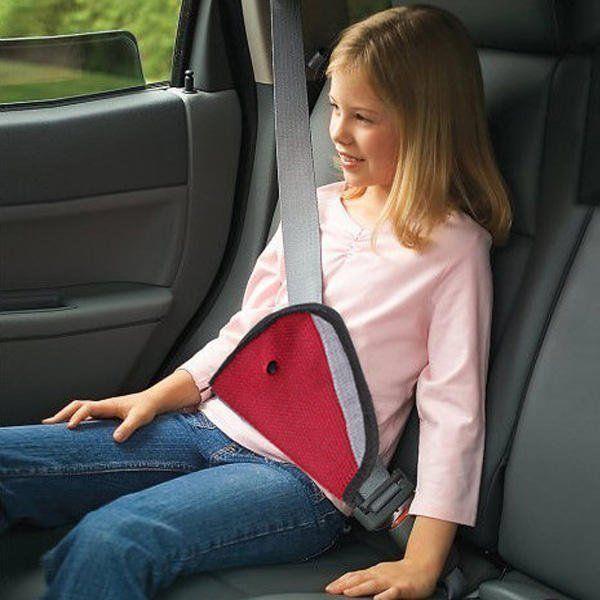 Детское удерживающее устройство - адаптер ремня безопасности цвет на в