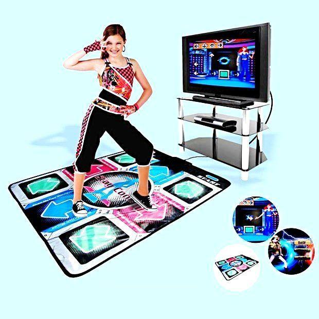 Танцевальный коврик Dance mat PC+TV