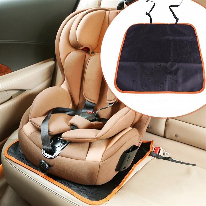 Защитный коврик-накидка под детское автокресло