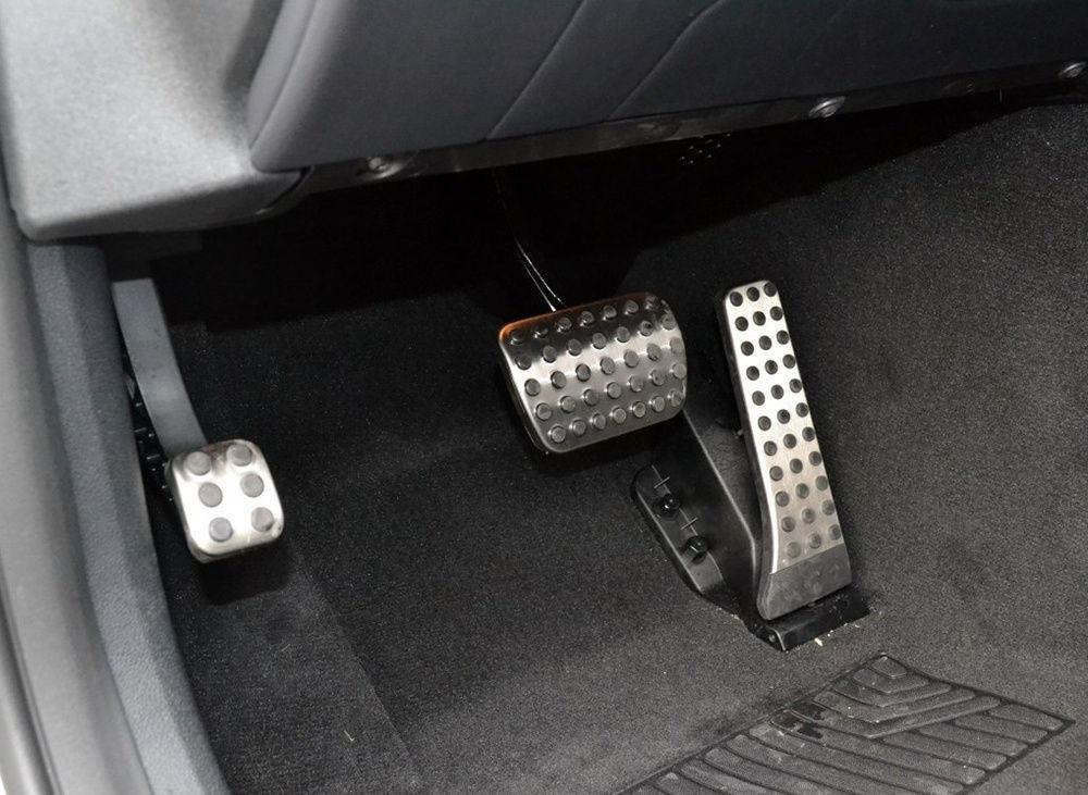 Накладки на педали Mercedes-Benz GLK SLK CLS SL  автомат