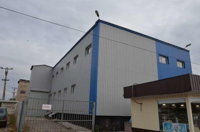 Продам отдельно стоящее производственное здание,ХТЗ,пригород