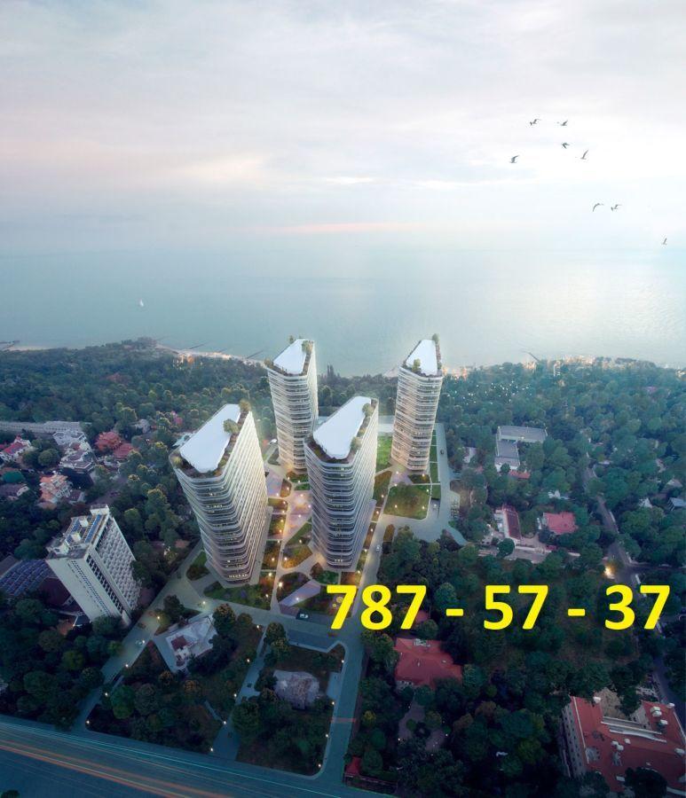 Продаётся квартира, 2-комн. в ЖК «Кандинский». Без комиссии.