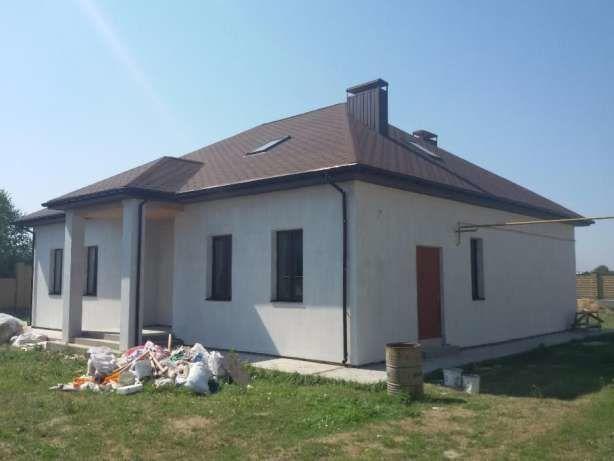 Продам новый дом 2016 года постройки.