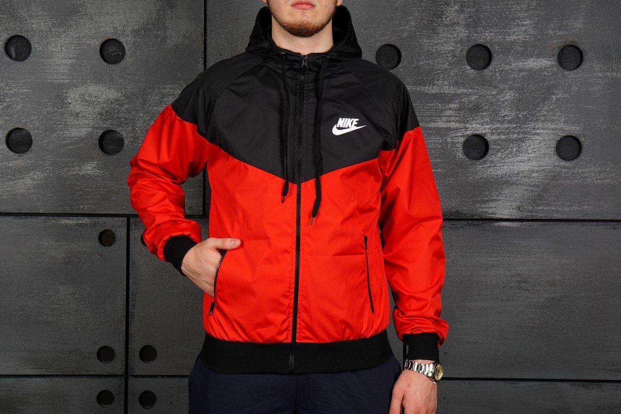 73def5ac Мужская ветровка Nike осень-весна. Купить куртку Найк недорого,Украина
