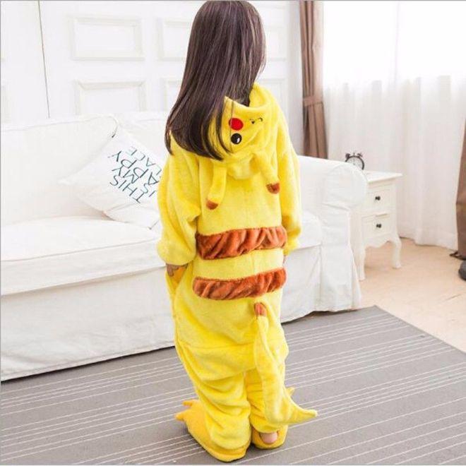 пижамки кигуруми детские