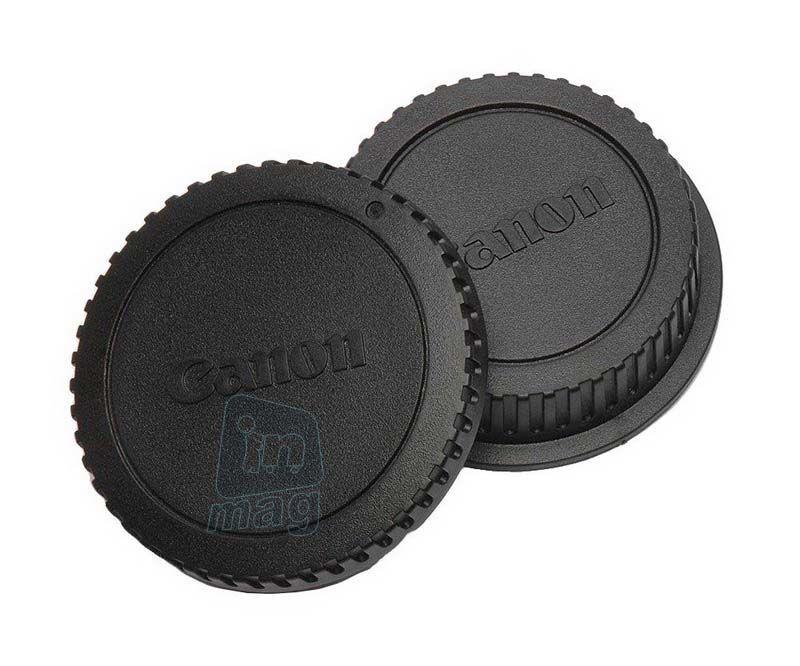 Задняя крышка для объектива с логотипом Canon, Nikon, Pentax.