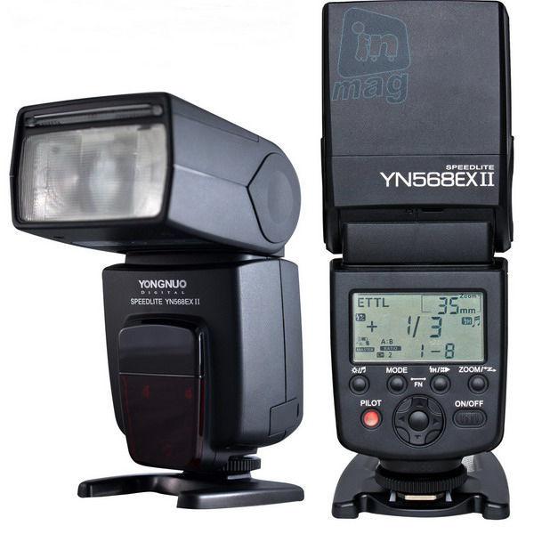 Фотовспышка Yongnuo YN-565EX II для Canon!