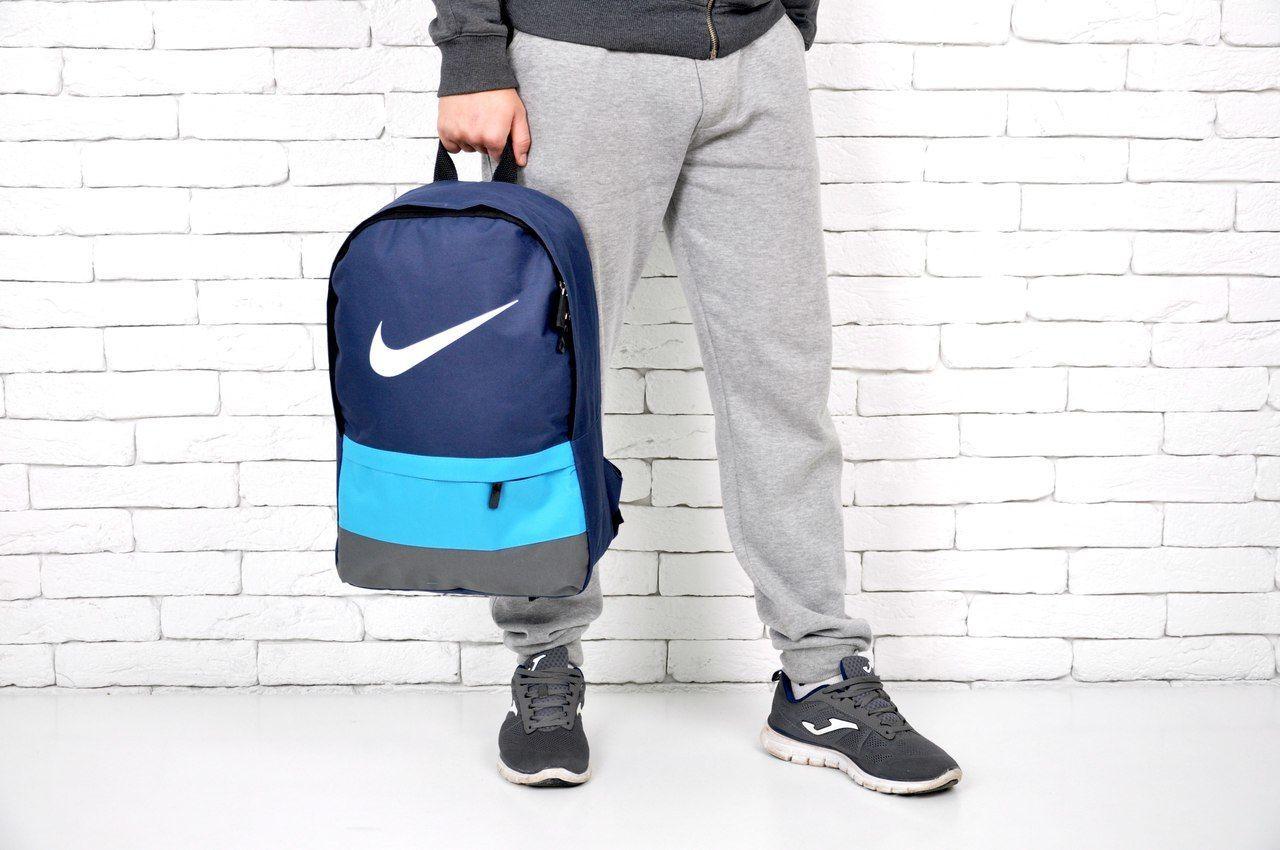 Рюкзак, сумка, портфель Nike, New Balance