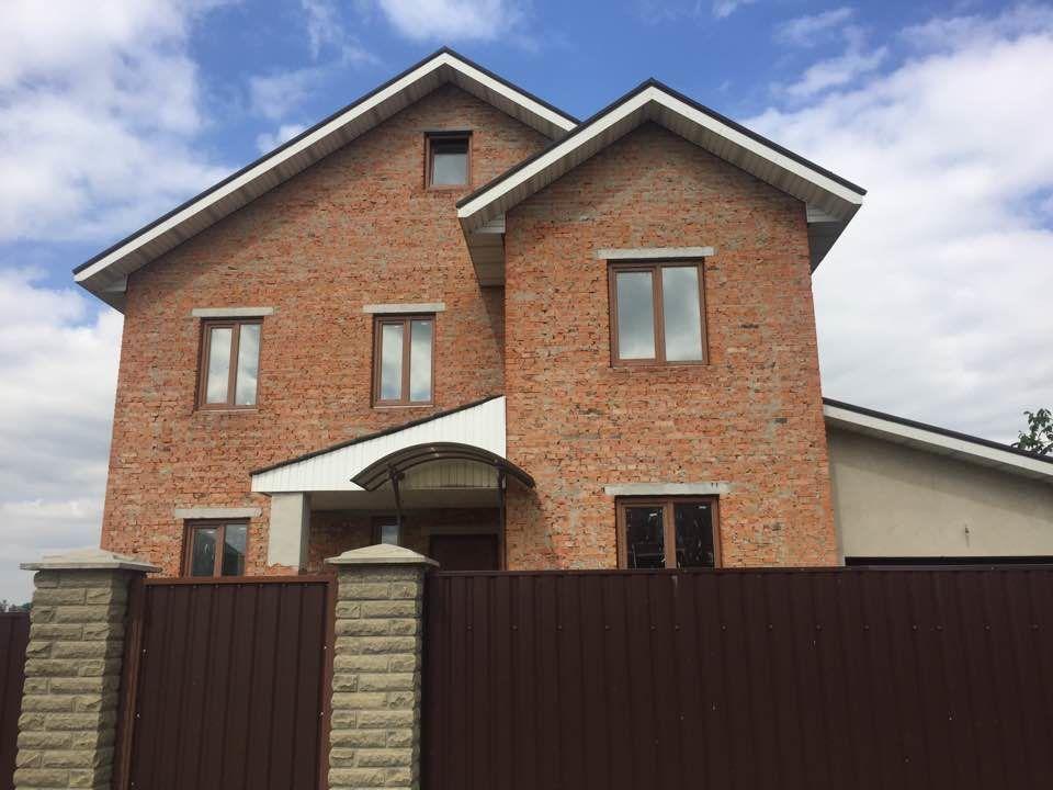 Петровское продажа кирпичного дома