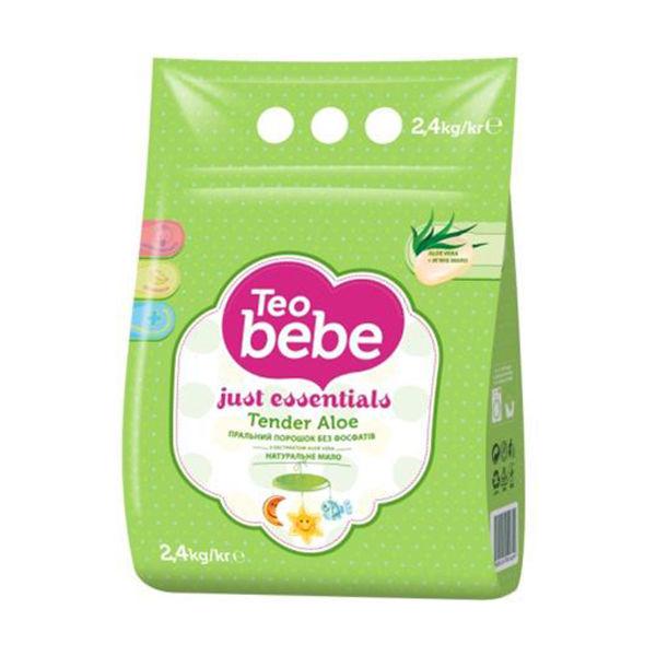 Детский порошок Teo Bebe Aloe 2, 4кг