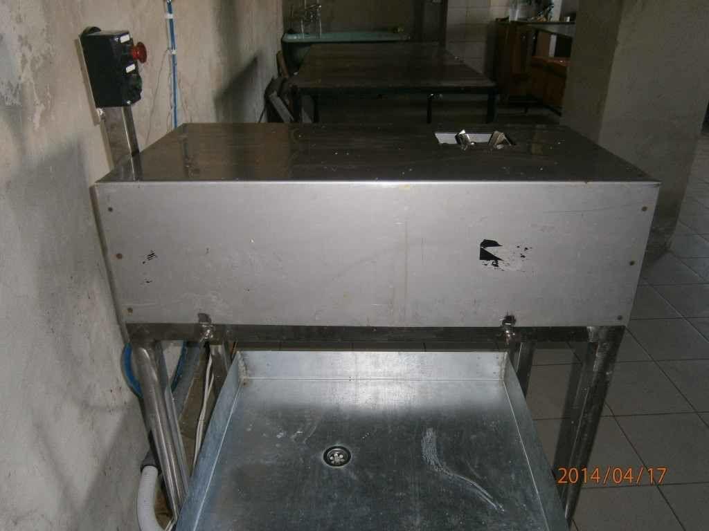 Филетировочная машина для путассу (и подобных) ФМ-50  (получение филе)