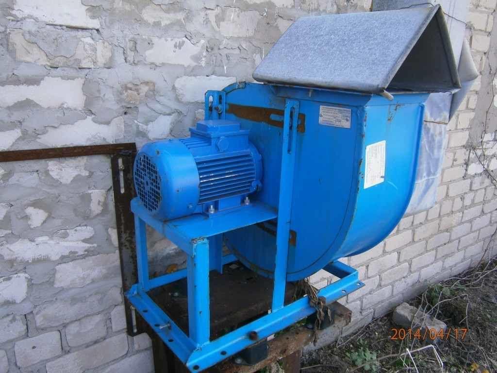 Вентилятор радиальный ВР 287-46