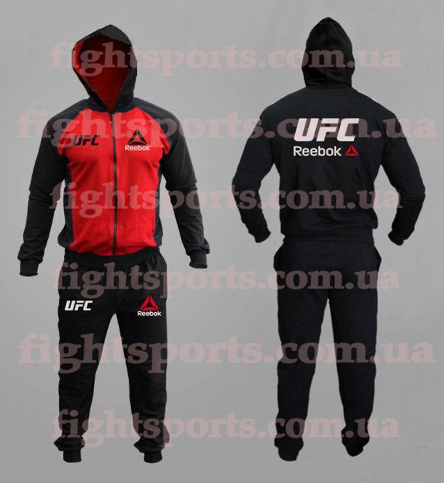 ... інший спортивний одяг для чоловіків Київ. Спортивный костюм UFC REEBOK 4674639a8e289