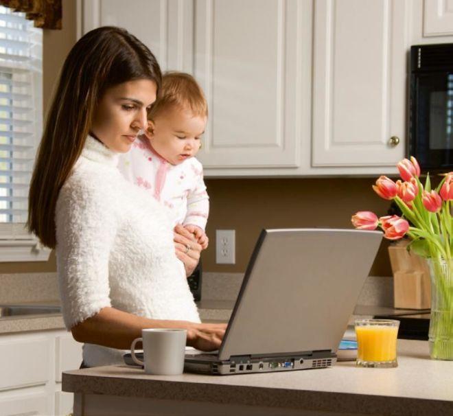Официальная высокооплачиваемая работа в интернете для женщин