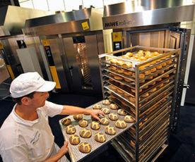 На производство в Польше требуется пекарь