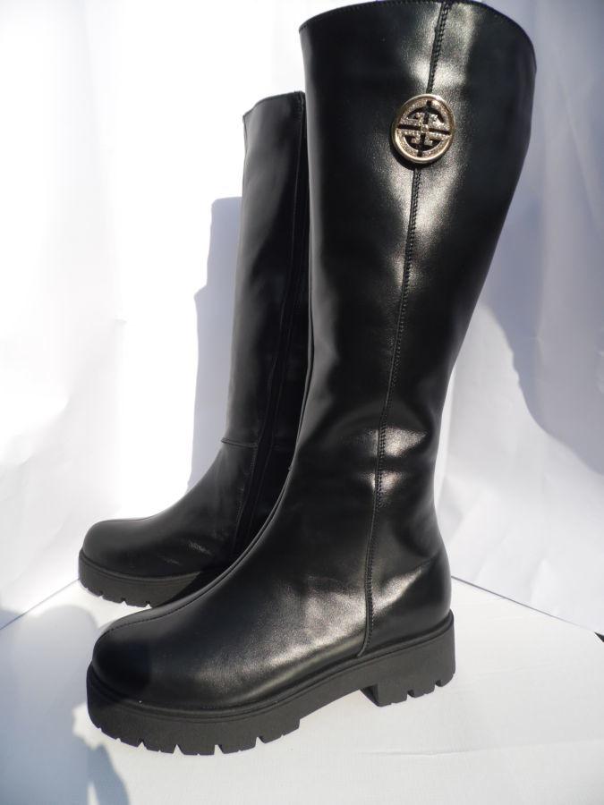 Новые кожаные зимние сапоги.  1 350 грн. - Чоботи Дніпро ... 734f881907a2f