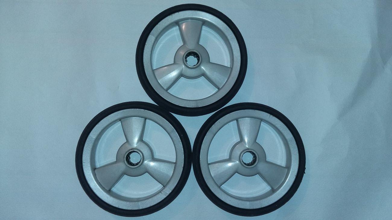 Stokke Xplory V-1,2,3,4 Колеса на детскую коляску.Запчасти