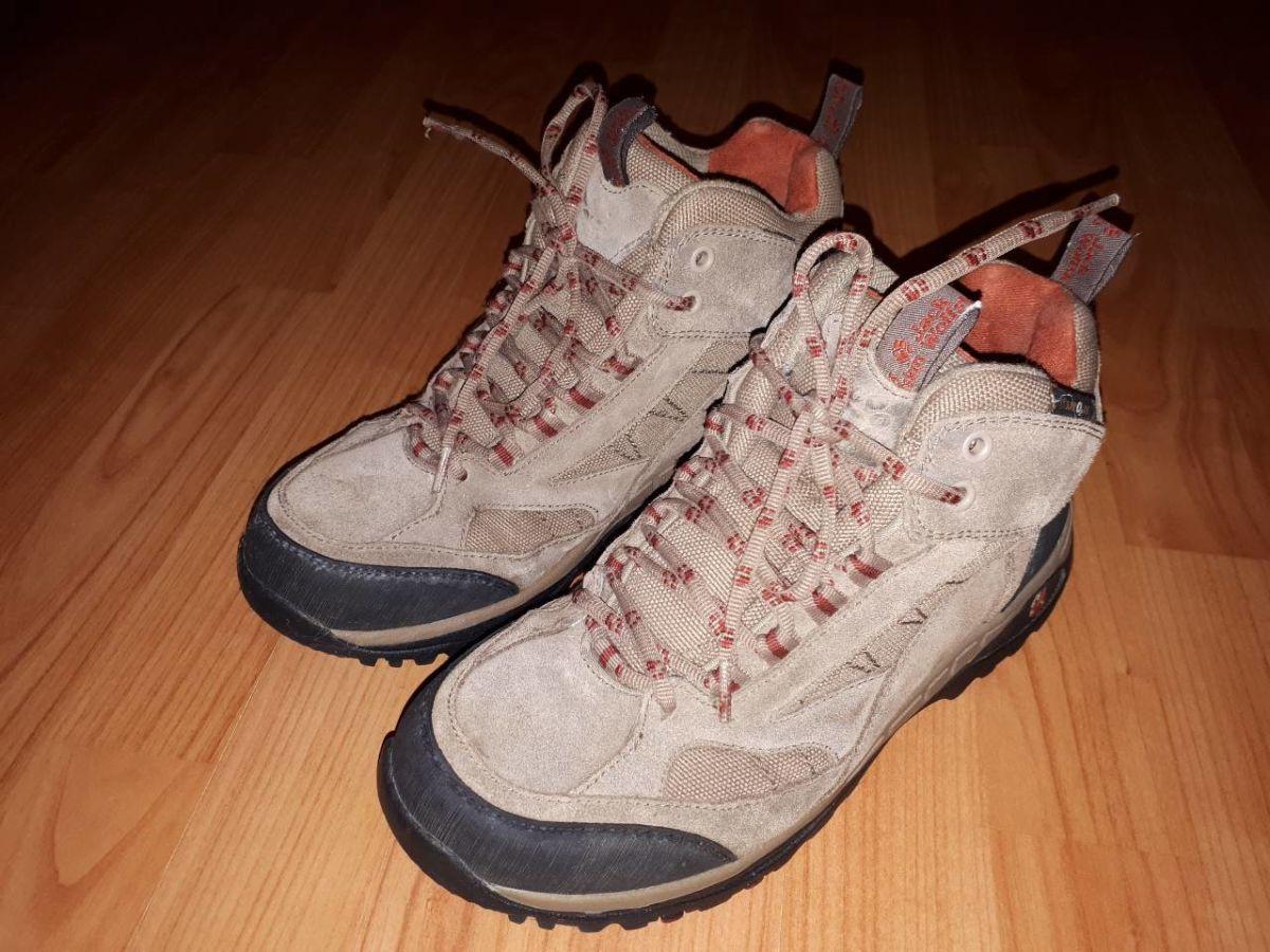 жіноче туристичне взуття Jack Wolfskin