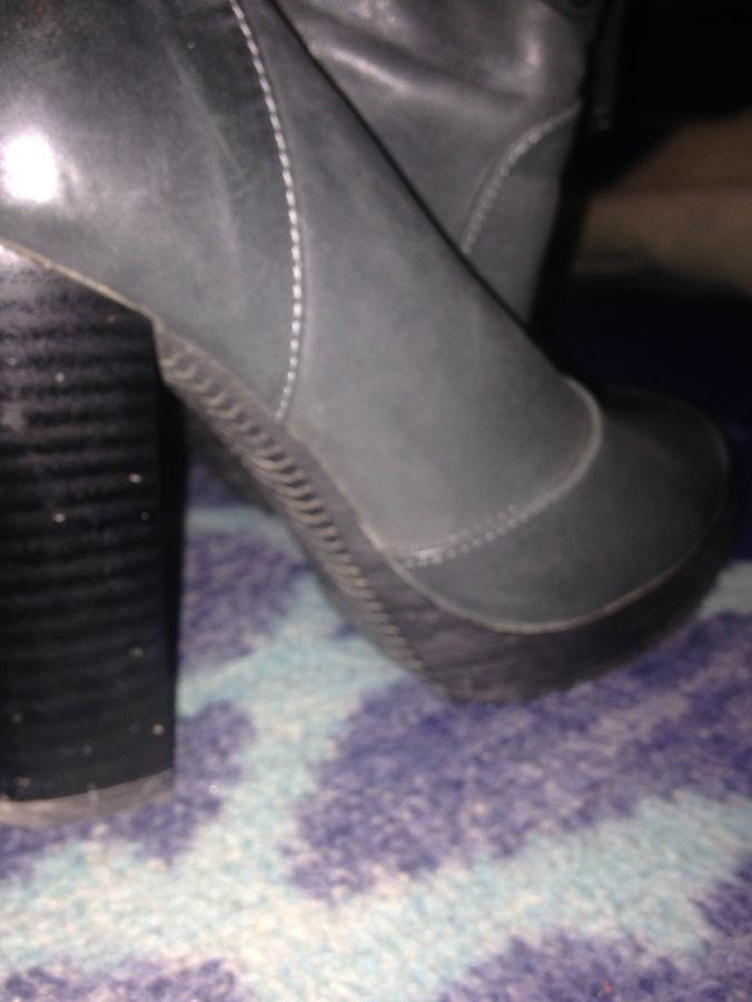Зимние сапожки, ботинки львовской фабрики LEVUS