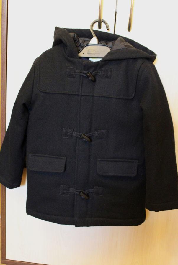 Стильное демисезонное пальто Crazy8