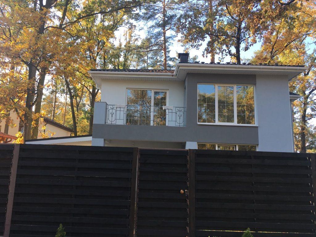 Продажа нового дома в самом центре г. Буча,без комиссии для покупателя