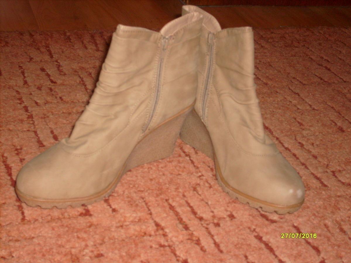 чобітки жіночі осінні  200 грн. - Ботинки Львов - объявления на ... b424b744e4f07