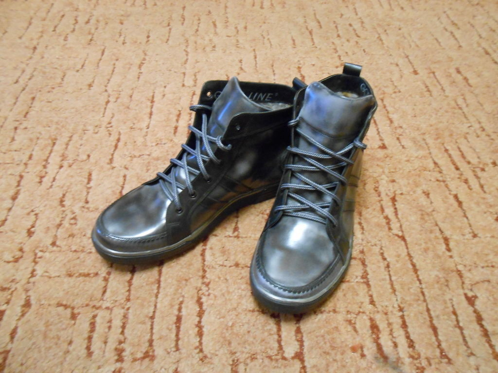 чоботи чоловічі зимові шкіряні  970 грн. - Ботинки Львов ... ac90a134e256d