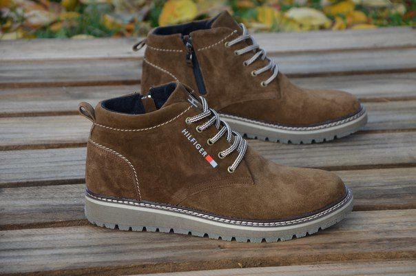 Мужские кожаные ботинки Tommy Hilfiger 565 бот.кор  970 грн ... 2cad8e524b9ca