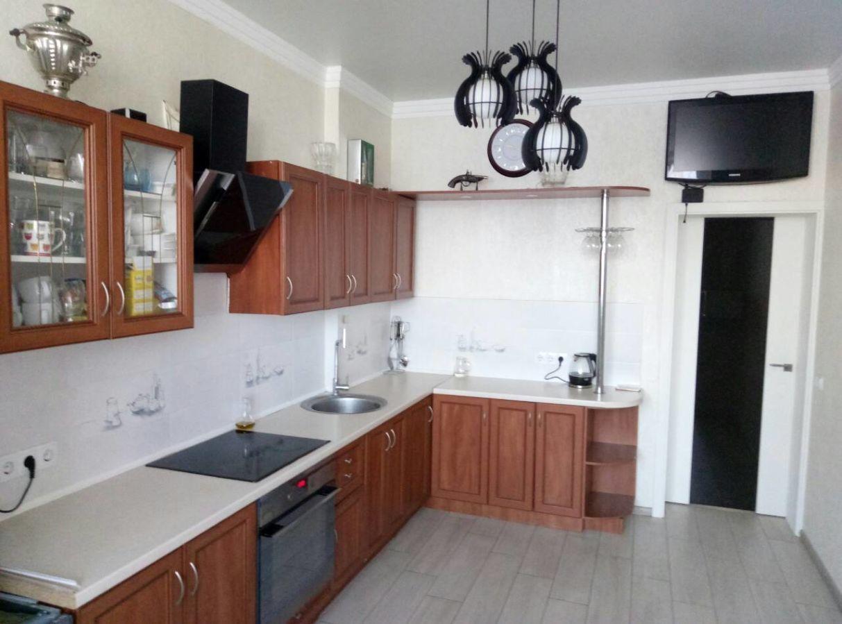 Продается квартира в ЖК Тирас, ремонт, мебель - ТОРГ!