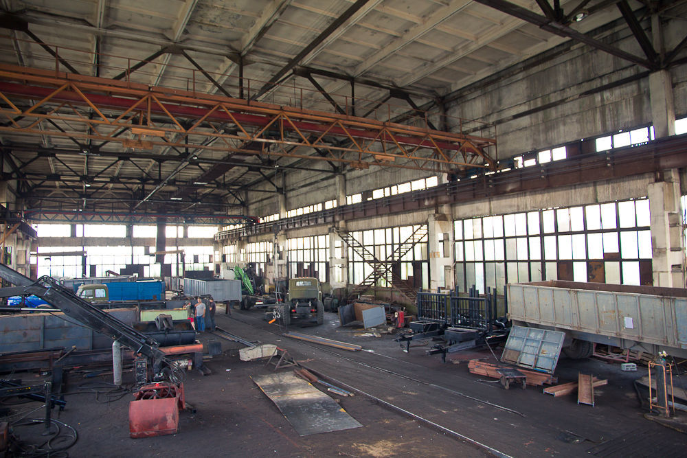 ВИННИЦА Машиностроительный комплекс (завод, отдельно стоящее предприят