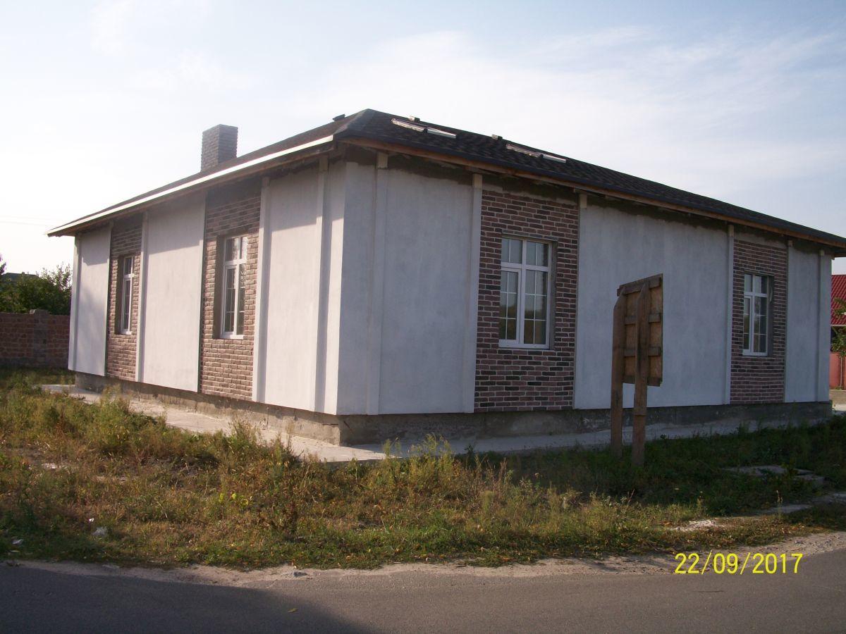 Продается дом под чистовую отделку в с. Пуховка